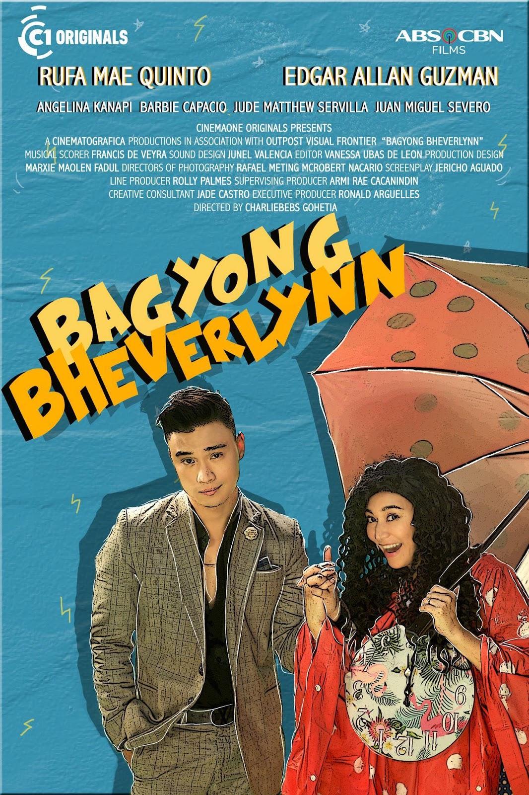 new styles 2ac6f 86442 Cinema One Originals 2018   Bagyong Bheverlynn