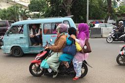 8 Kelalaian Bikers Wanita Di Jalan Raya Yang Patut Di Hindari