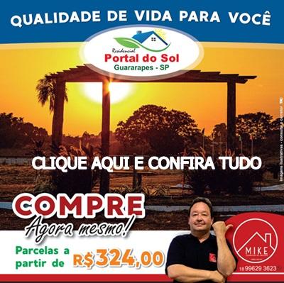 PORTAL DO SOL EM GUARARAPES
