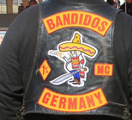 Bandidos schwerte