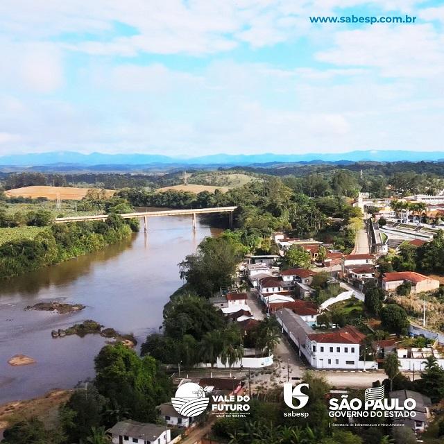 Sabesp expande serviço de esgoto no município de Sete Barras
