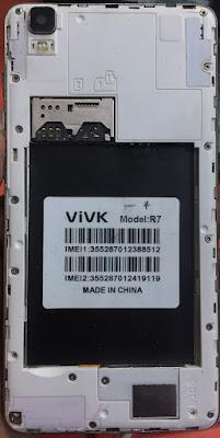 VIVK R7 FLASH FILE FIRMWARE