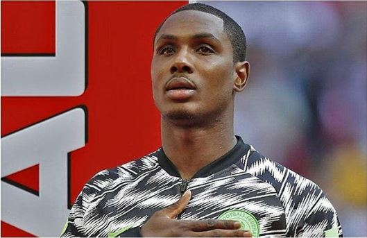 Odion Ighalo Retires From Super Eagles