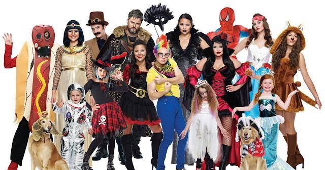 village des valeurs costumes halloween