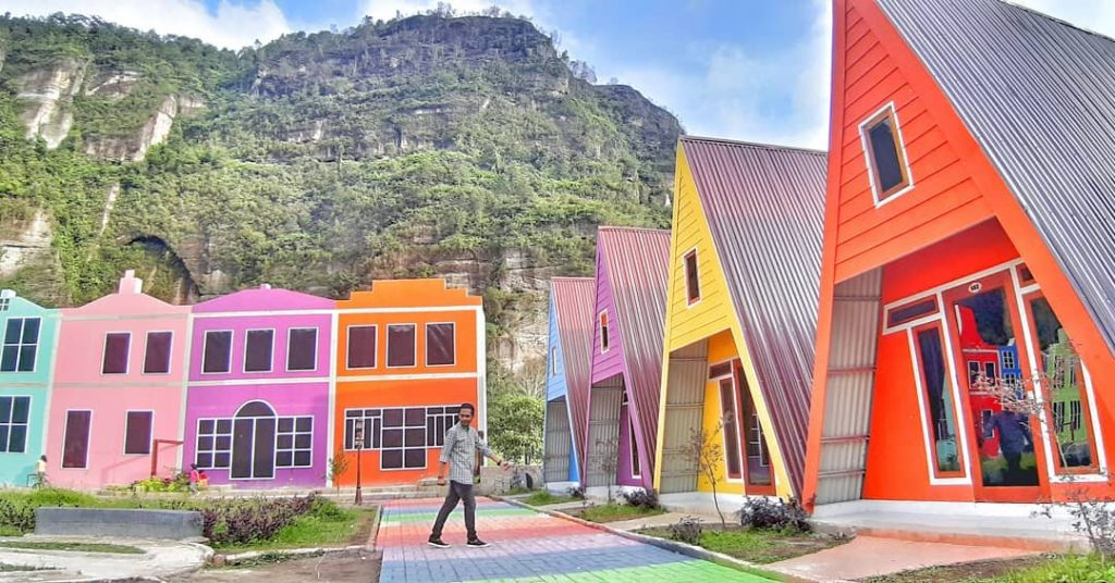 Harau Dream Park, Kampung Eropa-nya Sumbar