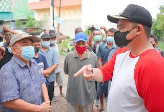 Wali Kota Tegur Keras Lurah Bantan, Medan Tembung dan Minta Keplin VI Kembalikan Uang Warga