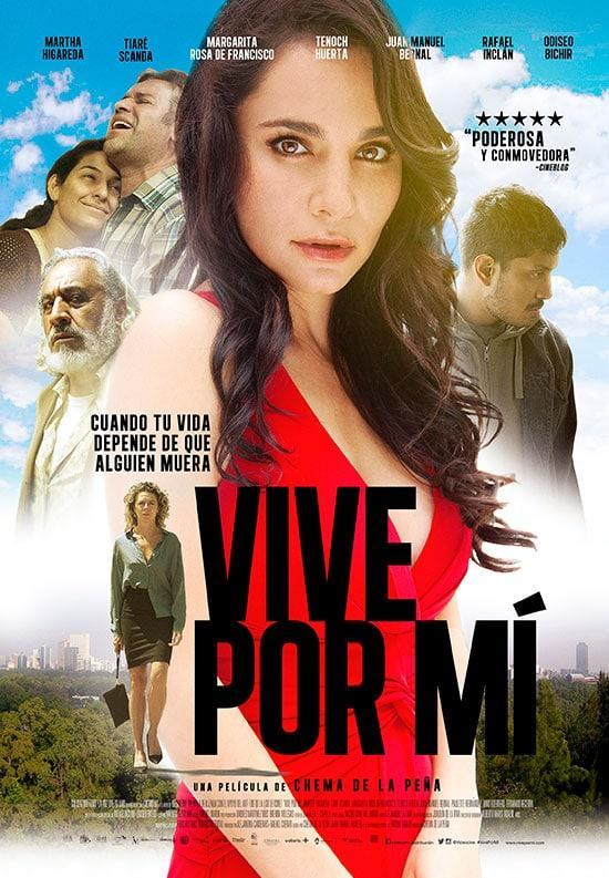 Vive por mí [2016] [DVDR] [NTSC] [Latino]