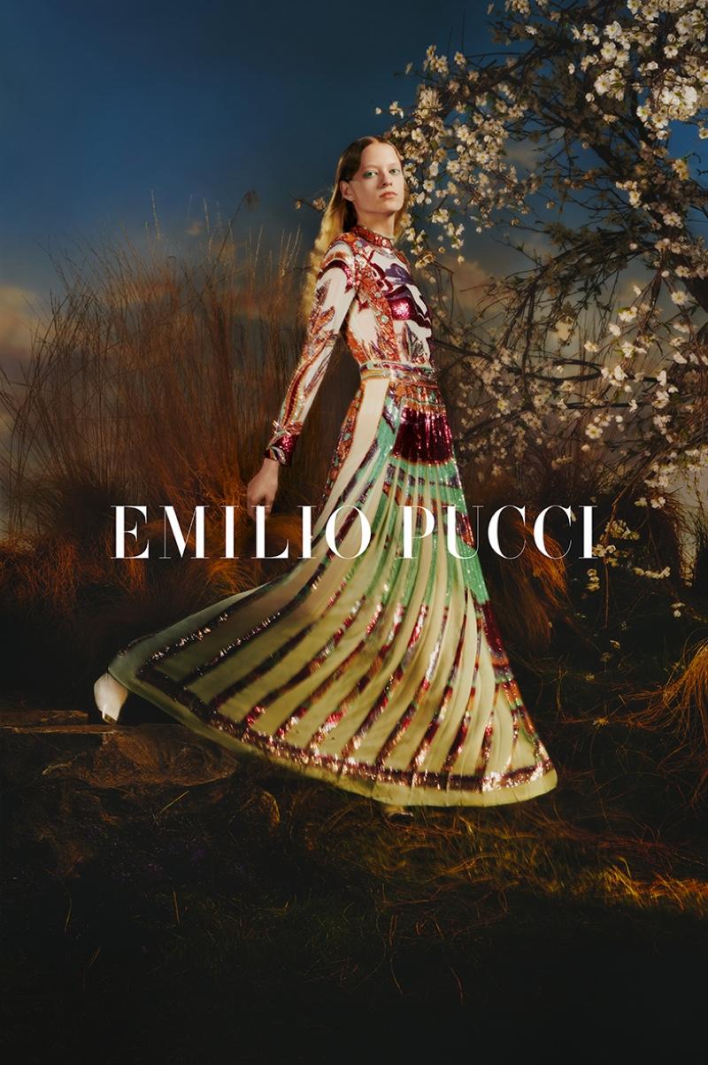 Emilio Pucci Fall/Winter 2019 Campaign