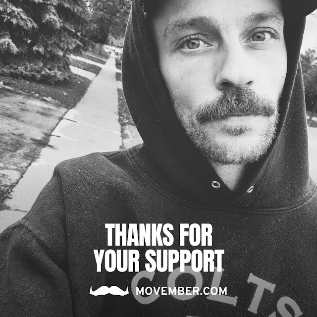 A Very Barrie Colts Movember Stair Challenge | Please Donate!