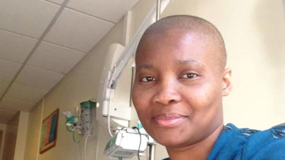 Photo: Nigerian stem cell donor denied entry into the UK to save her sister diagnosed with Leukaemi