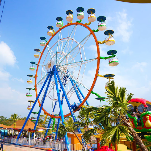 Tiket Masuk Saloka Fun Park Semarang