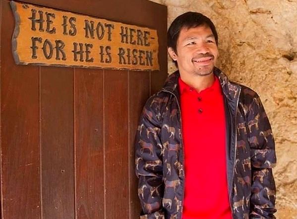 Manny Pacquiao Masuk Islam
