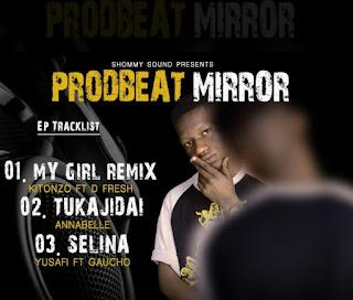 Audio  | KiTONZO - ProdBeat Mirror | Download mp3