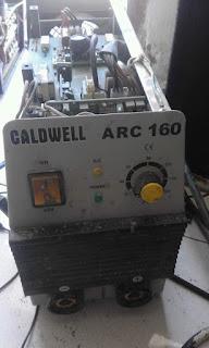 Cara memperbaiki mesin las listrik yang sering rusak