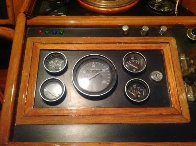 vdo tachometer with hour meter wiring diagram 1975 harley davidson flh lnvt blog repairing a failed cummins engine tuggers vol 63