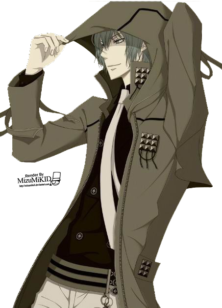 RENDER Daemon Spade