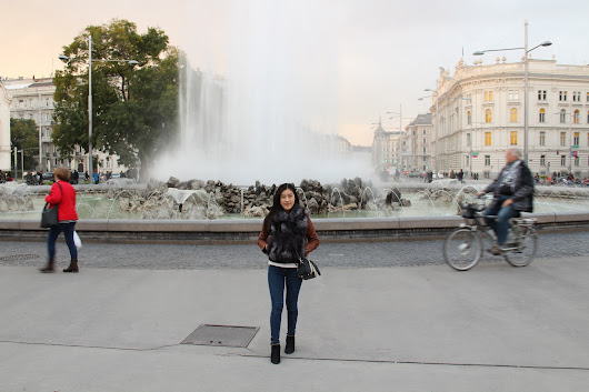 When in Wien - Vienna Travel Diary Part 1 ♡