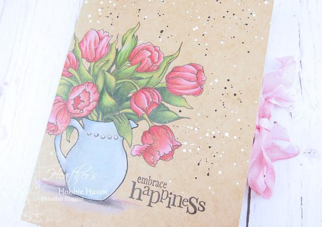 Heather's Hobbie Haven - Tulip Journal