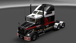 Mammoet skin for Kenworth T800