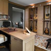 montar um estúdio de música em casa: confiram as dicas