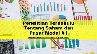 Penelitian Terdahulu Tentang Saham dan Pasar Modal #1