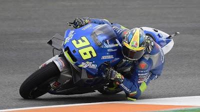 Morbidelli Menangi MotoGP Valencia 2020,  Joan Mir Juara Dunia