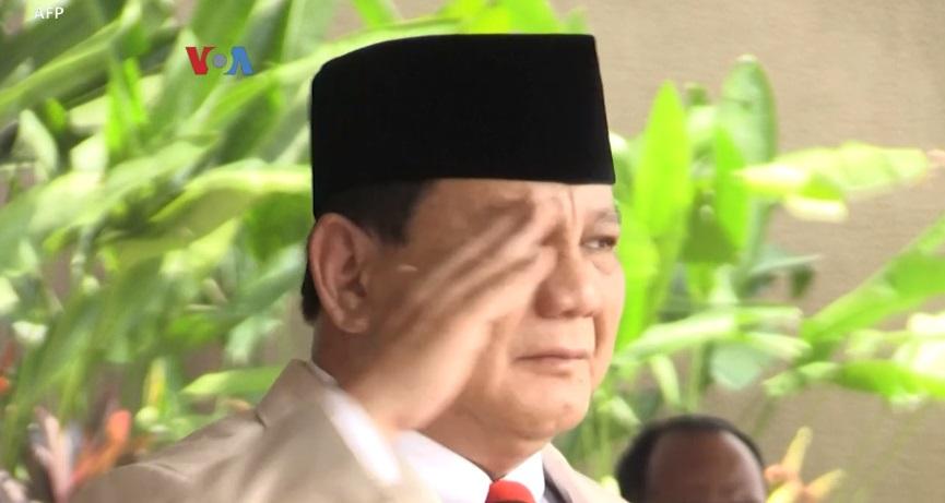 Kunjungan Prabowo ke AS Disambut Petisi Penolakan
