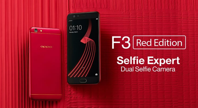 """Firmware Stock ROM OPPO F3 Red Edition CPH1609"""