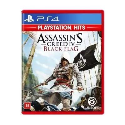 Jogo Assassin´s Creed IV Black Flag [PS4]