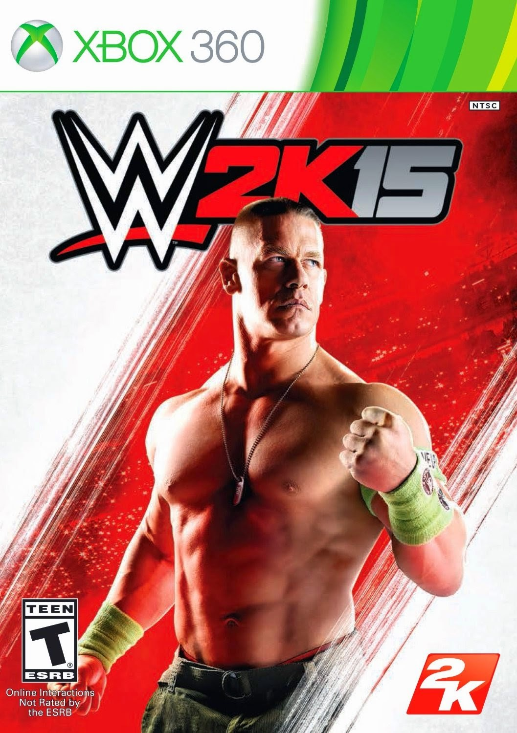 WWE 2K15 Xbox360 free download full version ~ Mega Console ... Xbox 360 Game Covers Download