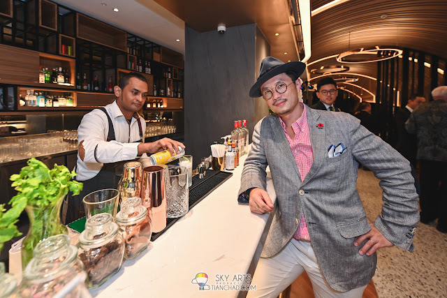Jin gastro bar Aurum Theatre luxury cinema experience in Malaysia Mid Valley SouthKey JB