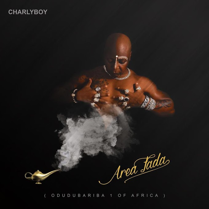 Music -_- CHARLYBOY - AREA FADA (EP)