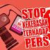 Oknum Kades Melilia Ancam Wartawan Tidak Senang Proyek ADD Difoto