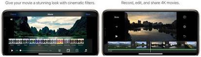 aplikasi edit video ios imovie