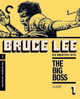THE BIG BOSS - Criterion Blu-ray