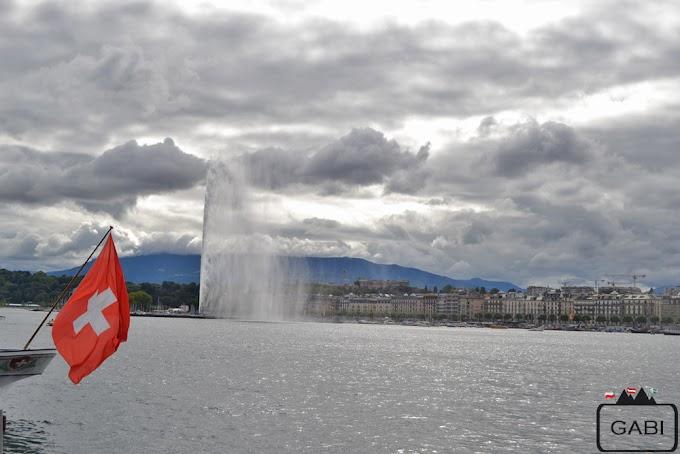 Spacer po Genewie