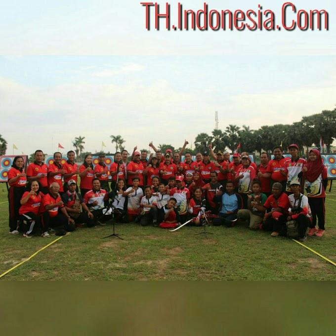 Bupati Pati Membuka Kejuaraan Panahan Kerjurprov Tingkat Jateng  di Stadion Joyo Kusumo