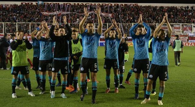 deportivo merlo 1 belgrano de cordoba 1 - temporada 2019 - imagenes belgrano de cordoba