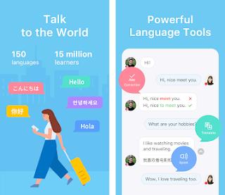 تحميل تطبيق دردشة و تعلم اللغات HelloTalk Chat,Speak &_Learn Foreign Languages_3.3.1.apk