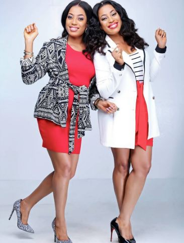 Nollywood Twin Sisters, Tracy & Treasure, Celebrate Birthday With Stunning Photos