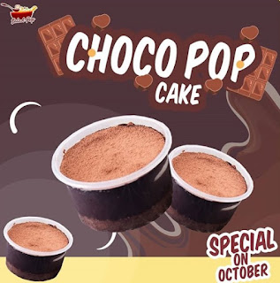 New - Choco Pop CAKE - SALAD POP