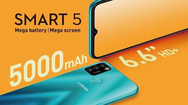 smartphone infinix smart 5