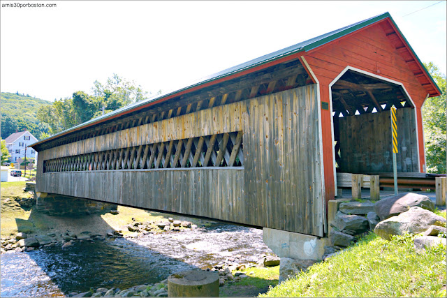 Puentes Cubiertos de Massachusetts