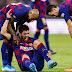 برشلونة بصدد صفقة تبادل لتعويض غياب سواريز الطويل