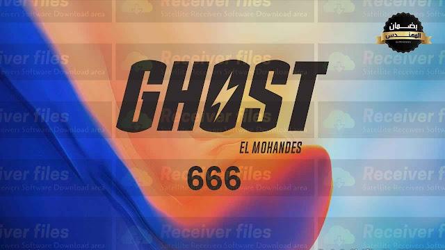 GHOST 666HD 1506TV 512M 4M SVA1 New Software 13-7-2021
