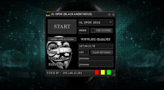 Inject xl opok black anonimous yakni inject terbaru dari ZeZeDroid team yang di buat pada tangg Inject Xl Opok Black Anonimous Terbaru 2018