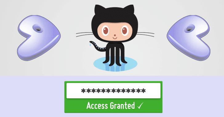 github-hacking-gentoo-linux