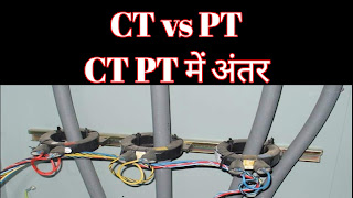 CT vs PT , Difference between CT and PT