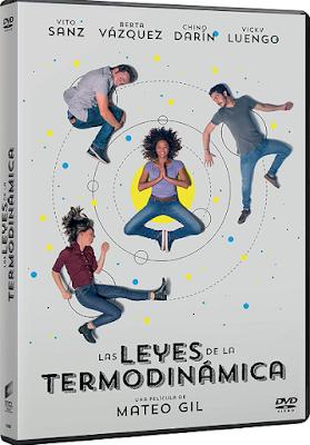 Las leyes de la termodinámica [2018] [DVD R2] [PAL] [Castellano] [DVD9]