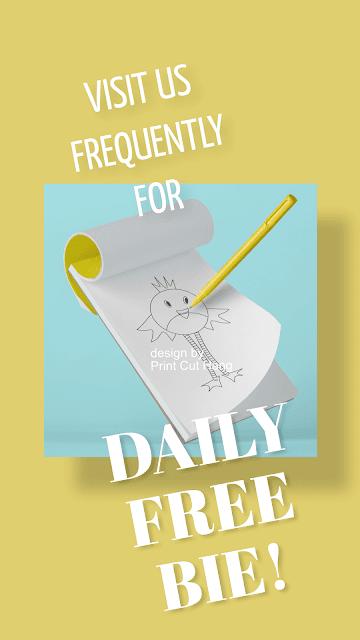 Daily Freebie Day 38